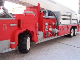 LEGO Ideas - Mini Land Scale American LaFrance Aero Chief Fire Truck