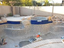 pool remodel week 1 pool water pool remodel and tile ideas
