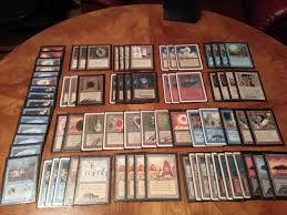 Mtg Red White Deck by Old Mtg Augusti 2013
