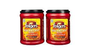 Folgers Black Silk Coffee Ground Oz Pack Of 2