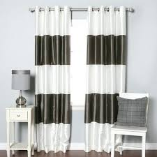 Grey Chevron Curtains Walmart by Gray And White Blackout Curtains U2013 Teawing Co