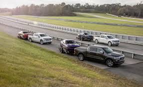 2019 Chevrolet Silverado 1500 High Country Vs. 2019 Ford F-150 ...