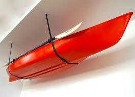 Garage Ceiling Kayak Hoist by Ceiling Kayak Storage Adjustable Hi Line Storeyourboard Com