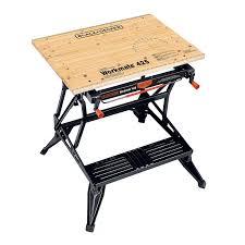 Black Decker WM425 Workmate 425 550 Pound Capacity Portable Work Bench