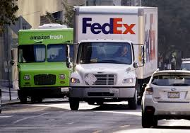 New Seattle Freight Lab Tackles Urban Delivery Congestion | Toledo Blade Bloomberg Technology On Twitter Fedex And Volvo Are Trying Out New Ground Gives Update Macon Georgia Hub Other Projects Truck Turning Corner Stuck In Traffic During Day New Peterbilt Truck Tow To Desnation Youtube York September 28 2016 A Vehicle Is Seen In The Stock Its Delivery Route White Plains Brand Goes All Orange Who Delivers On Years Day Hours For Ups Amazon Fedex Haven Indiana Solannaforaco Man Hurled Racist Slurs Punch At Driverthen Died After He Photos Crashes Spilling Boxes Onto Highway Abc7nycom Loretta Bruyer Navajo 1st Woman Win Mexico Driving