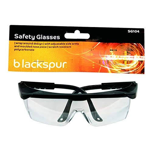Blackspur Safety Glasses