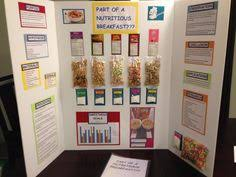 Syds Gr 6 2015 Sugar In Cereal Science Fair Project