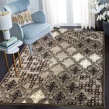 siela teppich wohnzimmer beige kurzflor teppich küchenteppich teppiche für schlafzimmer