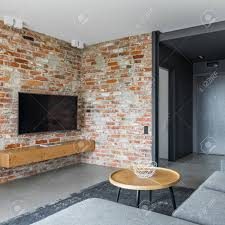 100 What Is A Loft Style Apartment Style Apartment With Brick Wall In A Living Room