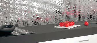 mosaique cuisine pas cher plaque murale inox cuisine imposing mosaique inox cuisine