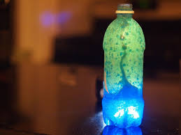 Watch Liquids In Motion By Making Your Own Destination Space Lava Lamp