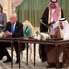 Trump Visits Saudi Arabia Amid Controversy At Home