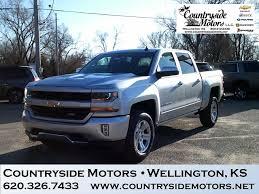 100 Trucks For Sale Wichita Ks New 2018 Chevrolet Silverado 1500 For In KS 67259
