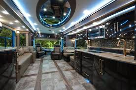2015 Foretravel IH 45 Luxury Motor Coach 1300000
