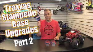 Factory Upgrade Frenzy Part 2! - Traxxas Stampede Base Monster Truck ... Upgrade Traxxas Stampede Rustler Cversion To Truggy By Rc Car Vlog 4x4 In The Snow Youtube Cars Trucks Replacement Parts Traxxas Electric Crusher Cars Monster Truck With Tq 24ghz Radio System Tra36054 Model Vehicles And Kits 2181 Xl5 Red 2wd Rtr Vintage All Original 2wd No Reserve How Lower Your 2wd Hobby Pro Buy Now Pay Later 4x4 Vxl Fancing Rchobbyprocom 6000mah 7000mah Tagged 20c Atomik Amazoncom 110 Scale 4wd
