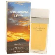 Light Blue Sunset in Salina by Dolce & Gabbana Eau De Toilette