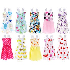 Amazoncom JANYUN Total 114pcs 16 Pack Clothes Party Gown Outfits