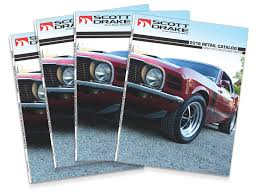 100 Chevy Truck Parts Catalog Free Scott Drake Store Home