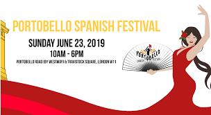 100 The Portabello Portobello Spanish Festival SPAIN Arts Culture