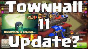 Date Halloween 2014 by Clash Of Clans New Halloween Update Sneak Peek 1 Townhall 11