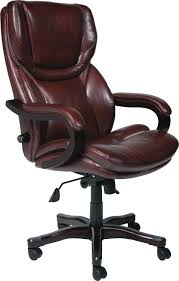 Desk Chairs High Back Brown Leather Executive Office Leather ... Luxury Pu Leather Executive Swivel Computer Chair Office Desk With Latch Recline Mechanism Brown Eliza Tinsley Black Belleze Highback Ergonomic Padded Arms Mocha Barton Economy Hydraulic Lift Senarai Harga Style Lifted Household Multi Heavy Duty Task Big And Tall Details About Rolling High Back Essentials Officecomputer Belleze Tilt Lumber Support Faux For Look Costway