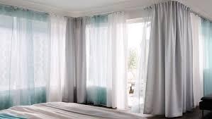 curtains ikea vivan curtains grey inspiration ikea curtain track