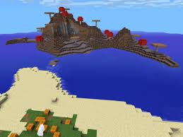 Pumpkin Seeds Minecraft Ps3 by Mushroom Island With Mooshrooms Epic Minecraft Pe Seeds