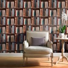 Bildergebnis für tapete bibliothek Designideen
