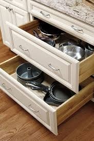 Aristokraft Kitchen Cabinet Hardware by Kitchen Base Cabinets With Drawers The Three Drawer Cabinet