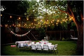 Backyard Decorating Ideas Pinterest by Backyards Impressive Backyard Party Decor Backyard Party Food