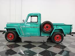 1960 Willys Pickup   Streetside Classics - The Nation's Trusted ... 1951 Willys Jeep Pickup Willysoverland Jeepster Wikipedia 1948 Willys Jeep Pickup For Sale Truck Related Imagesstart 1950 Truck Rebuild By 50wllystrk Willysjeep New Wrangler Coming In Late 2019 Cj6 For Sale Bulla Vic Whatsinyourpaddock 1940s 1963 Warehouse 4 Wheeling 4k Youtube 2018 Jk Wheeler Limited Edition Suv Overland Trucks Collect