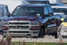 2019 Ram 1500 Caught By The Camera Without Its Camo - DodgeTalk ...