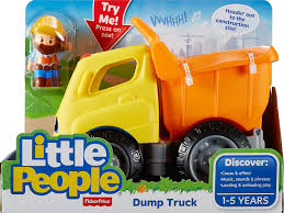 100 Little Trucks Amazoncom FisherPrice People Dump Truck Toys Games
