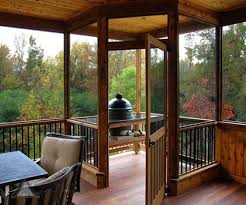 Inexpensive Screened In Porch Decorating Ideas by Small Back Porch Decorating Ideas For Houses Scenery Instant