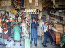 Coit Tower Murals Wpa by 101 Best Wpa Art Images On Pinterest Murals Work Project And