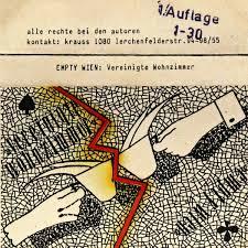 empty wien vereinigte wohnzimmer 1984 c66 cassette