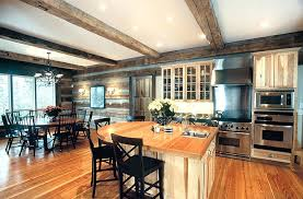 Log Cabin Kitchen Ideas by Log Home Kitchen Pictures U2013 Iner Co