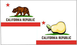 A Snopes Joke Story Says That Pear Was The Original Symbol For California