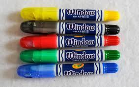 Crayola Bathtub Crayons Stain by 5 Count Crayola Window Crayons What U0027s Inside The Box Jenny U0027s