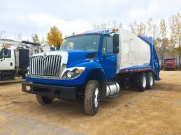 New & Used Garbage Trucks For Sale