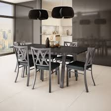 Amisco Washington Metal Chair And Drift Extendable Table ... Details About Set Of 5 Pcs Ding Table 4 Chairs Fniture Metal Glass Kitchen Room Breakfast 315 X 63 Rectangular Silver Indoor Outdoor 6 Stack By Flash Tarvola Black A 16 Liam 1 Tephra Alba Square Clear With Ashley 3025 60 Metalwood Hub Emsimply Bara 16m Walnut Signature Design By Besteneer With Magnificent And Ding Table Glass Overstock Alex Grey Counter Height