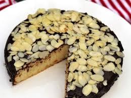 marzipankuchen ohne zucker