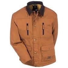 John Deere Coat Men s JD BRN Insulated Duck Heavyweight Barn