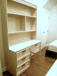 Low Loft Bed With Desk And Dresser by Bookcase Dresser And Bookcase Combo Great Low Loft Bed With