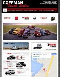 AutoJini Excited To Help Coffman Truck Sales Deploy New Responsive ... Coffman Truck Sales Is A Aurora Gmc Dealer And New Car Used Tag Yard Rental Near Me Waldprotedesiliconeinfo New Between 60001 700 For Sale In Il 2019 Vehicles Near Oswego Dealer Serving Used With Keyword Lifted 2018 Sierra 1500 Slt