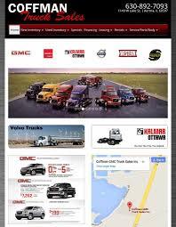 100 Coffman Trucks AutoJini Excited To Help Truck Sales Deploy New Responsive