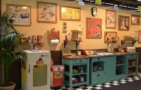 decoration cuisine idee deco cuisine vintage retro 4 choosewell co