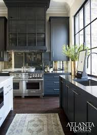 Luxury Ideas Dark Blue Kitchen Cabinets 23 Gorgeous Cabinet Image Gallery Collection