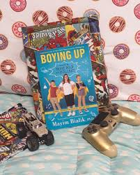 Boying Up By Mayim Bialik Stacie Boren