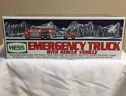 2005 Hess Emergency Truck With Rescue Vehicle NIB | #1888922253 Amazoncom Hess 1996 Emergency Ladder Fire Truck Toy Trucks Toys Details About 2005 Hess With Rescue Vehicle Nib In Mack For Sale New With Colctible Oil Company And 50 Similar Items Trucks Colctibles Paper Shop Free Classifieds Mint Box 1787965421 Bag Ebay 1995 Pclick Helicopter 2006 By 2015 Games Pump Sign On 6000 Usd Aj More